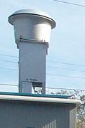 Amostrador de grande volume acoplado a um separador inercial de partículas para determinação da concentração de partículas inaláveis (MP10) em suspensão na atmosfera