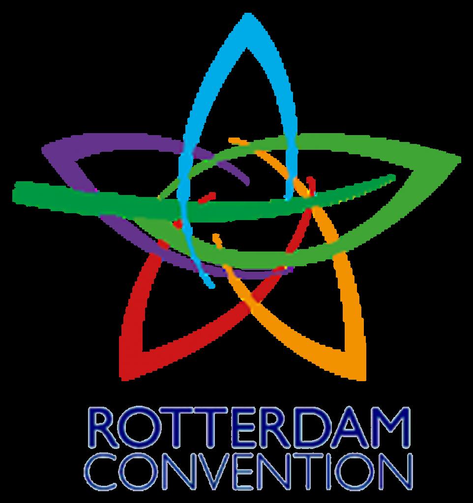 Convenção de Roterdã sobre o Procedimento de Consentimento Prévio Informado para o Comércio Internacional de Certas Substâncias Químicas e Agrotóxicos