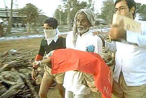 Acidente ambiental em indùstria química em Bhopal, Índia