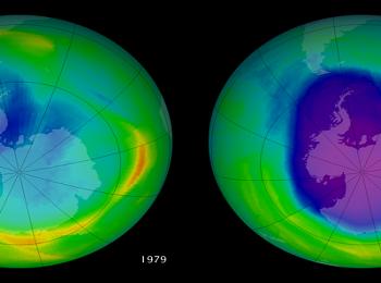 ONU lembra tratado para enfrentar destruição da camada de ozônio e aquecimento global