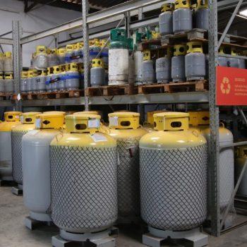 Projeto fortalece regeneração de gases usados pelo setor de refrigeração