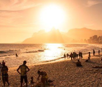 Radiação ultravioleta atinge índice extremo no país