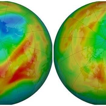 Saiba o que causou o fechamento do maior buraco já registrado na camada de ozônio do Ártico