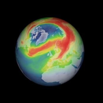 Maior buraco na camada de ozônio já visto sobre o Ártico se fechou