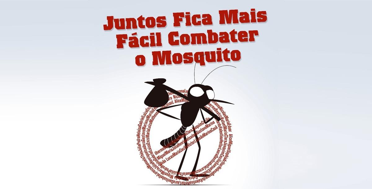 Semana estadual de mobilização contra o mosquito Aedes Aegypti