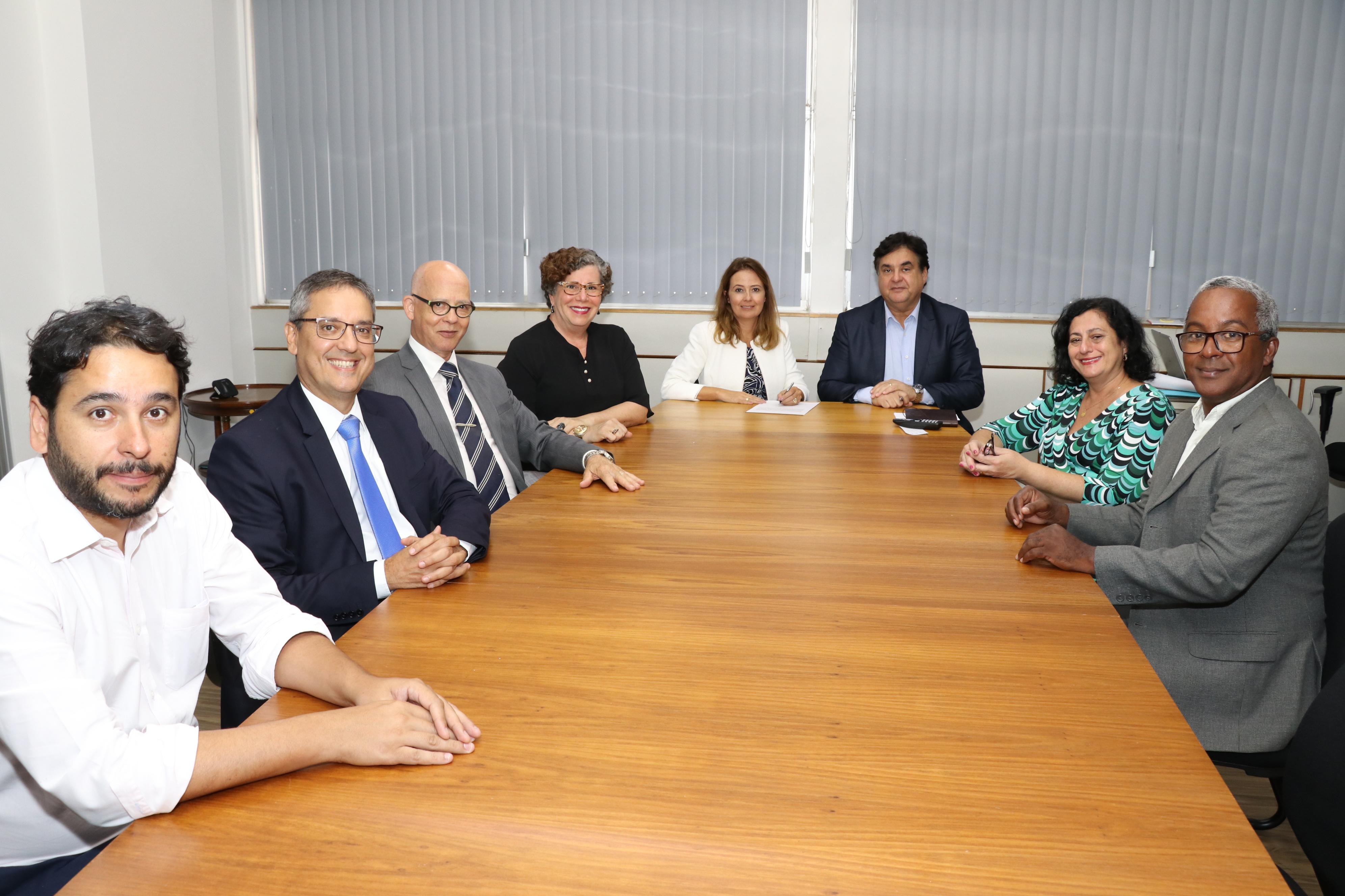Patrícia Iglecias toma posse como conselheira do CAD