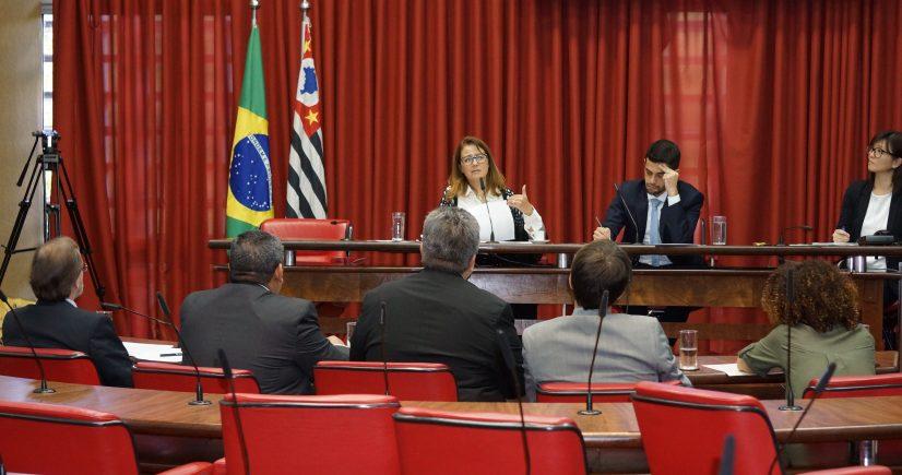 CETESB presta contas na Comissão de Meio Ambiente da Alesp