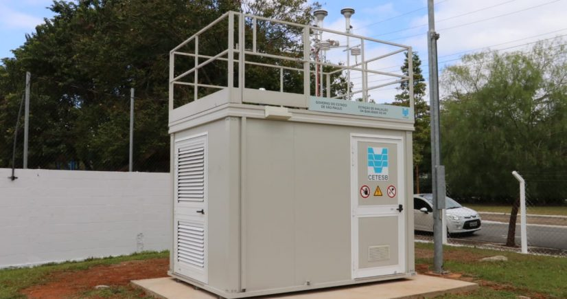 CETESB inaugura nova estação automática de monitoramento do ar em Limeira