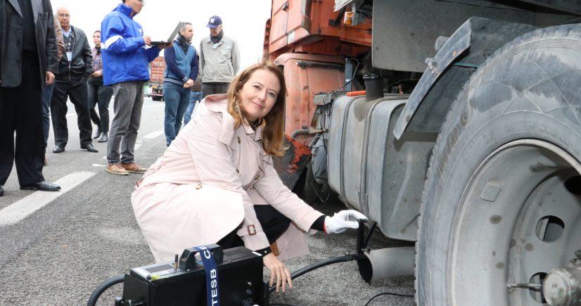 Nova fiscalização da Operação Fumaça Preta multa mais 835 veículos a diesel