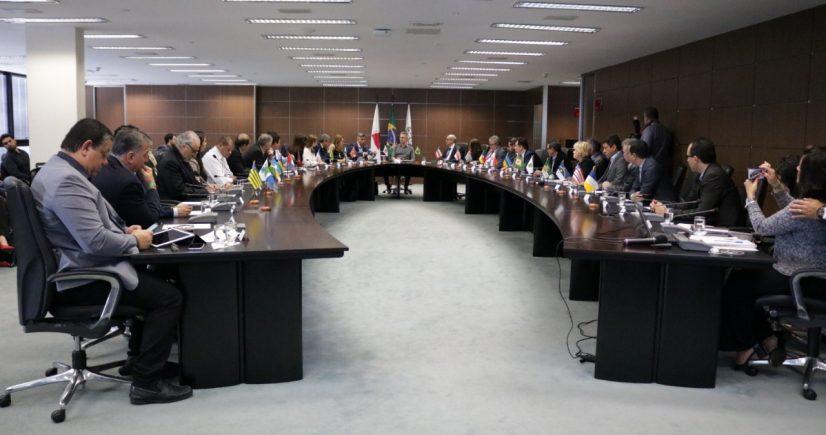 SIMA e CETESB participam de reunião da ABEMA