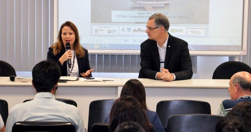 CETESB promove curso internacional sobre qualidade das águas