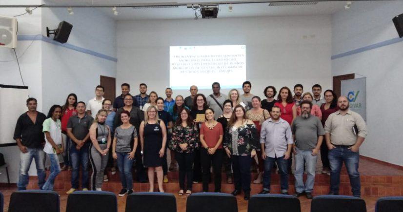 Municipios do Vale Do Ribeira se capacitam na Gestão de Resíduos Sólidos