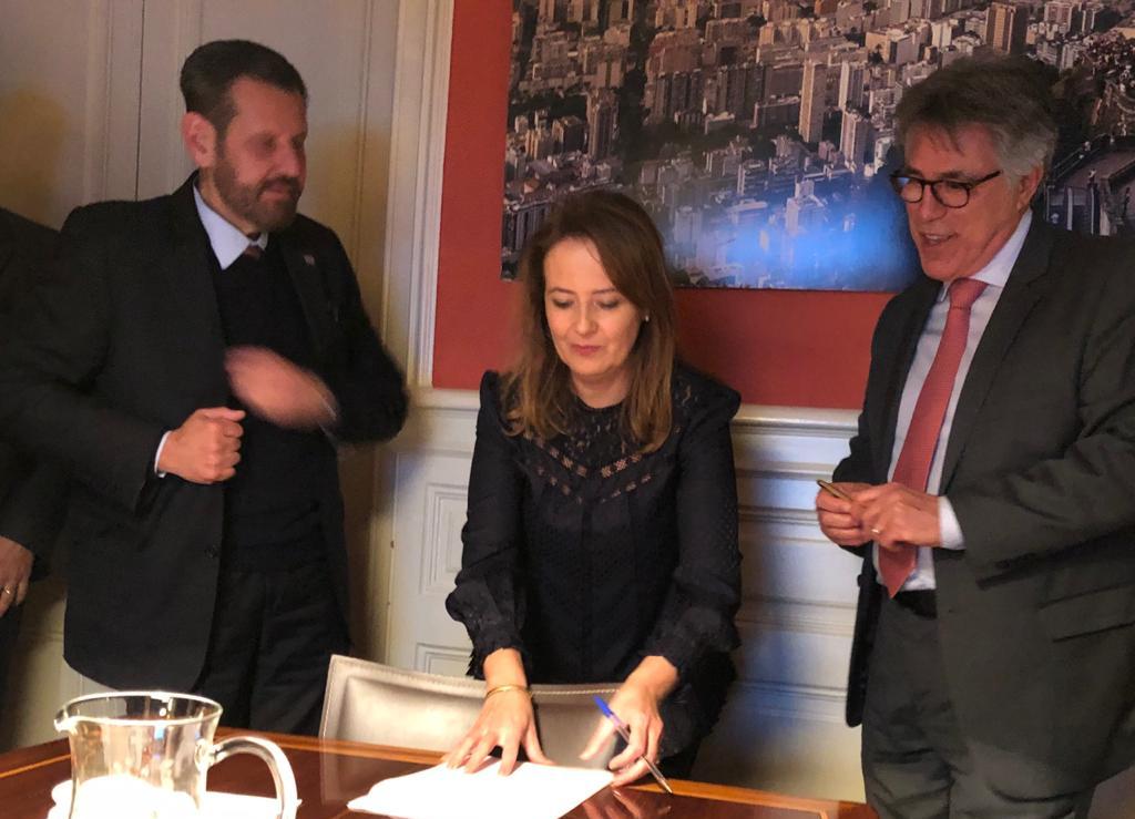 Governo do Estado apresenta à comunidade internacional em Madri o Acordo Ambiental de São Paulo