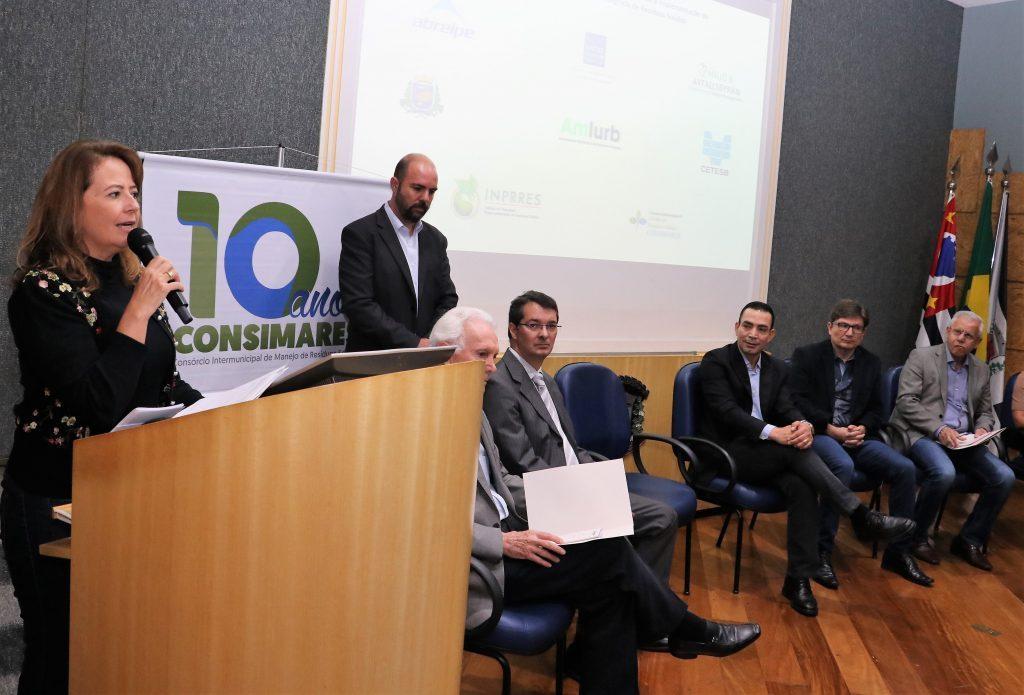 Consimares promove encontro sobre gestão de resíduos sólidos