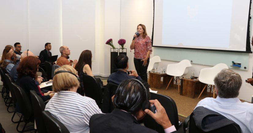CETESB participa de evento internacional do SESC e USP sobre saúde e bem-estar