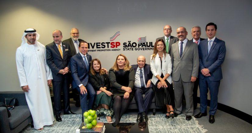 Patrícia Iglecias integra comitiva do governo nos Emirados Árabes