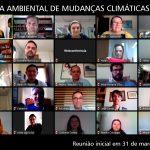 CETESB instala Câmara Ambiental de Mudanças Climáticas por videoconferência