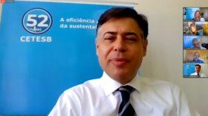 Carlos Roberto dos Santos. Diretor de Engenharia e Qualidade Ambiental