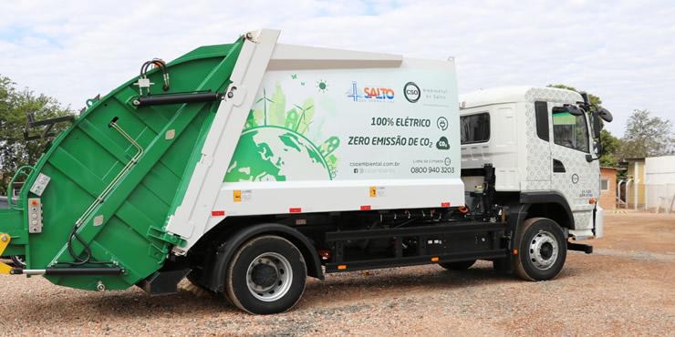 Usina de Valorização de Resíduos Sólidos Urbanos é inaugurada em Salto