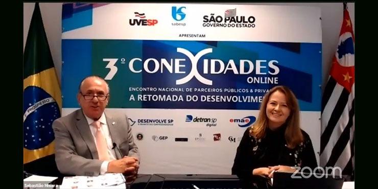 """""""3º ConeXidades"""" debate Novo Marco Regulatório do Saneamento"""