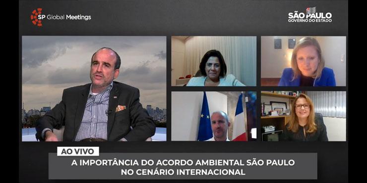 Acordo Ambiental SP é destaque no cenário internacional