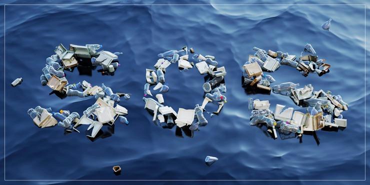 """""""Alô, CETESB!"""" trouxe à tona o """"Lixo Plástico no Mar"""""""