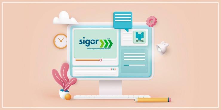 CETESB realiza treinamento online sobre o funcionamento do SIGOR módulo MTR