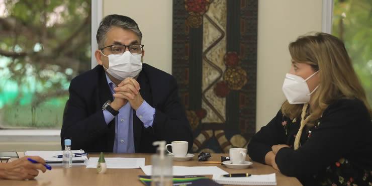 CETESB assina termo de cooperação técnica com IPAAM